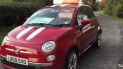 Fiat 500 for sale , car finance