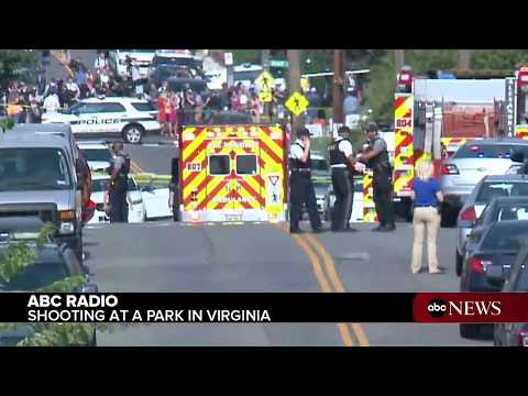 GOP House leader Steve Scalise among at least 4 shot at Virginia park