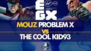 MOUZ Problem X (M. Bison) vs The Cool Kid93 (Abigail) - EGX 2019 Day 1 - CPT 2019