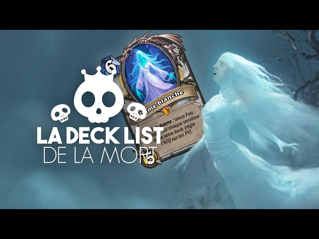 LA DAME BLANCHE ENFIN VIABLE ?! ▶ TORLK ET LA DECKLIST DE LA MORT #8