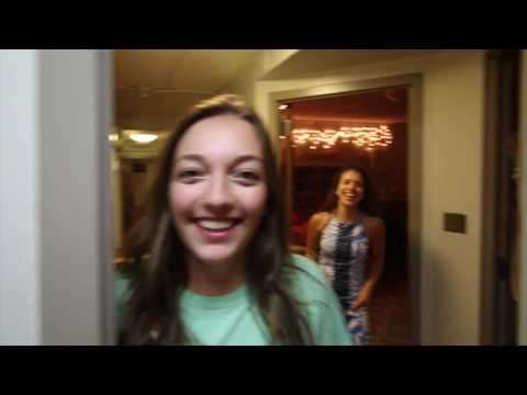 Syracuse University Booth Room Tours - BEST DORM ON CAMPUS?!
