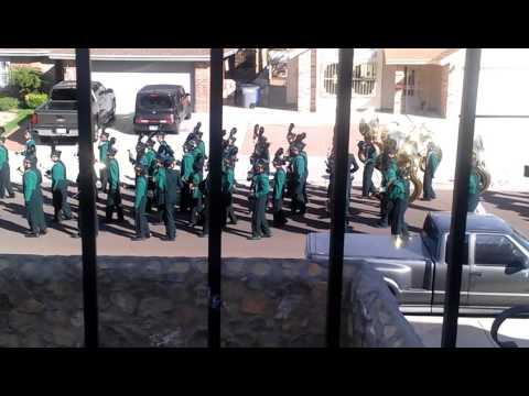 Veterans day Parade, Benito Martinez Elementary.