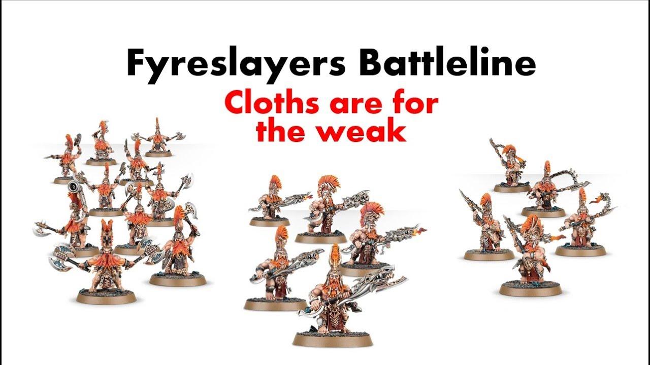 Download Fyreslayers Battleline EXPLAINED