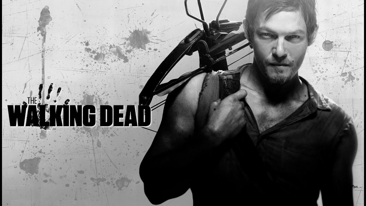 the walking dead daryl dixon tribute youtube. Black Bedroom Furniture Sets. Home Design Ideas