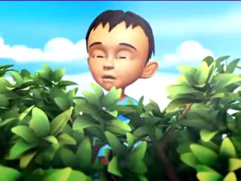UPIN & IPIN 2011 (Season 5)  - Terbang Tingi-Tinggi (EPISODE 2) Travel Video