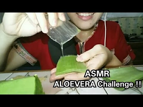 Asmr Aloe Vera Challenge Soft Sticky Crunchy Sounds No Talking Sas Asmr Youtube Zach_choi this is an asmr video. youtube