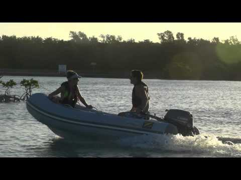 2011 Yamaha Outboards Photo Shoot