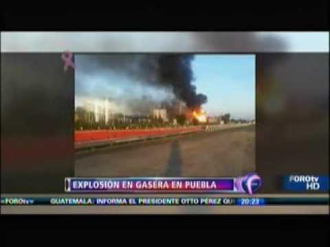 Download TERRIBLE EPLOSION DE GASERA EN PUEBLA, AMOZOC, CHACHAPA. OCT - 15 - 2013