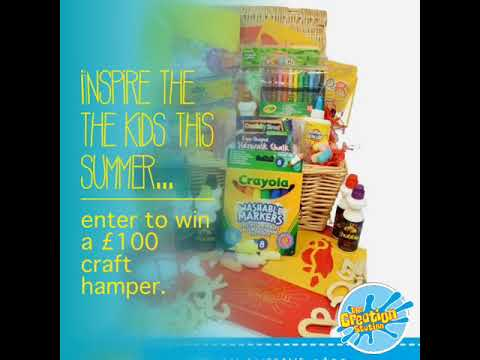 Inspire the the kids this summer...