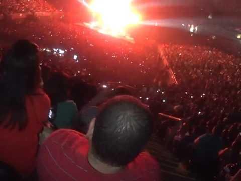 Ricky Martin Arena Monterrey 2016