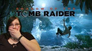 Shadow of the Tomb Raider - Mała Lara #4
