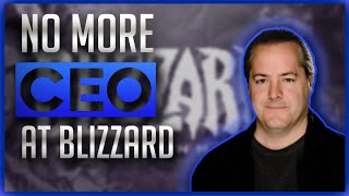 Blizzard Lawsuit Response: J. Allen Brack no longer CEO - Activision and Bobby Kotick grow in power