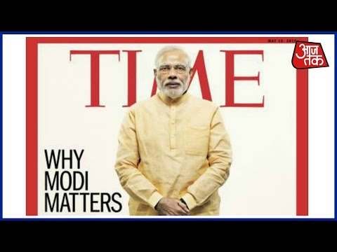 PM Narendra Modi wins TIME Magazine's Person Of The Year