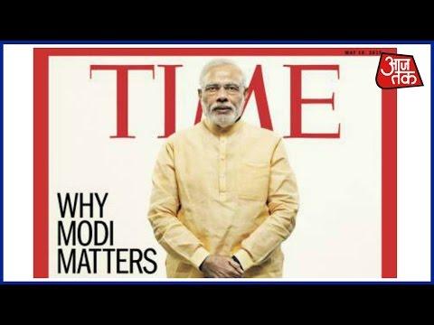 PM Narendra Modi wins TIME Magazine's Person Of The Year