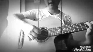 Chưa bao giờ mẹ kể. MIN FT EIRK ( guitar cover )