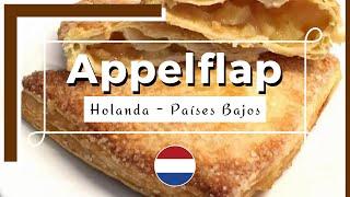 Hojaldre de manzana - Holanda [Appelflap] 🇳🇱 Países Bajos