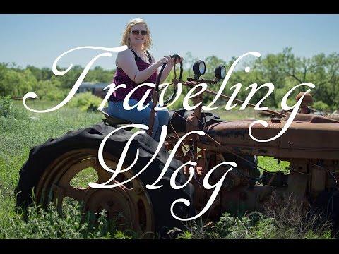 Traveling Vlog | Nature Walk | Texas landscape and plants