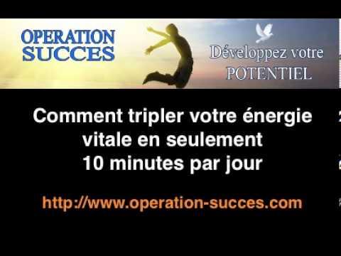 Comment tripler votre énergie vitale en seulement 10 minutes par jour