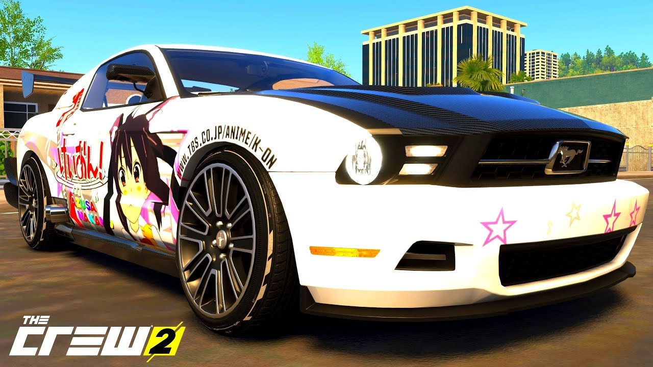 the crew 2 gold edition tuning ford mustang gt part. Black Bedroom Furniture Sets. Home Design Ideas
