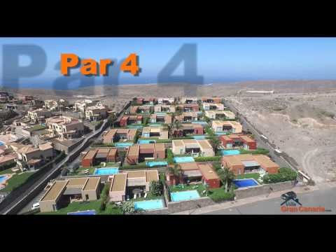 Salobre Golf Resort Holiday Villas - Maspalomas Gran Canaria - Specialodges