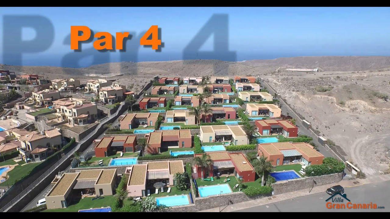 Salobre golf resort holiday villas maspalomas gran for Villas en gran canaria