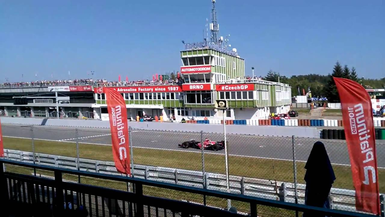 Circuito Brno Motogp : Brno circuit masaryk racing day f race youtube