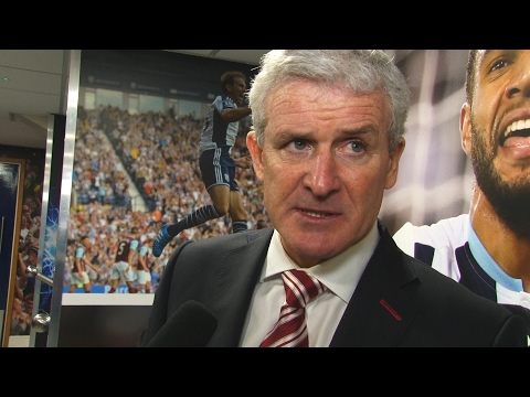 Mark Hughes On West Brom Defeat
