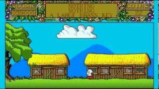 Treasure Island Dizzy on Atari ST, part 1