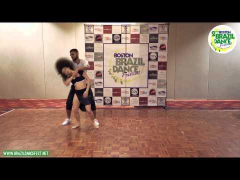 - Friday - Boston Brazilian Dance Festival - Aline + Charles Zouk Performance