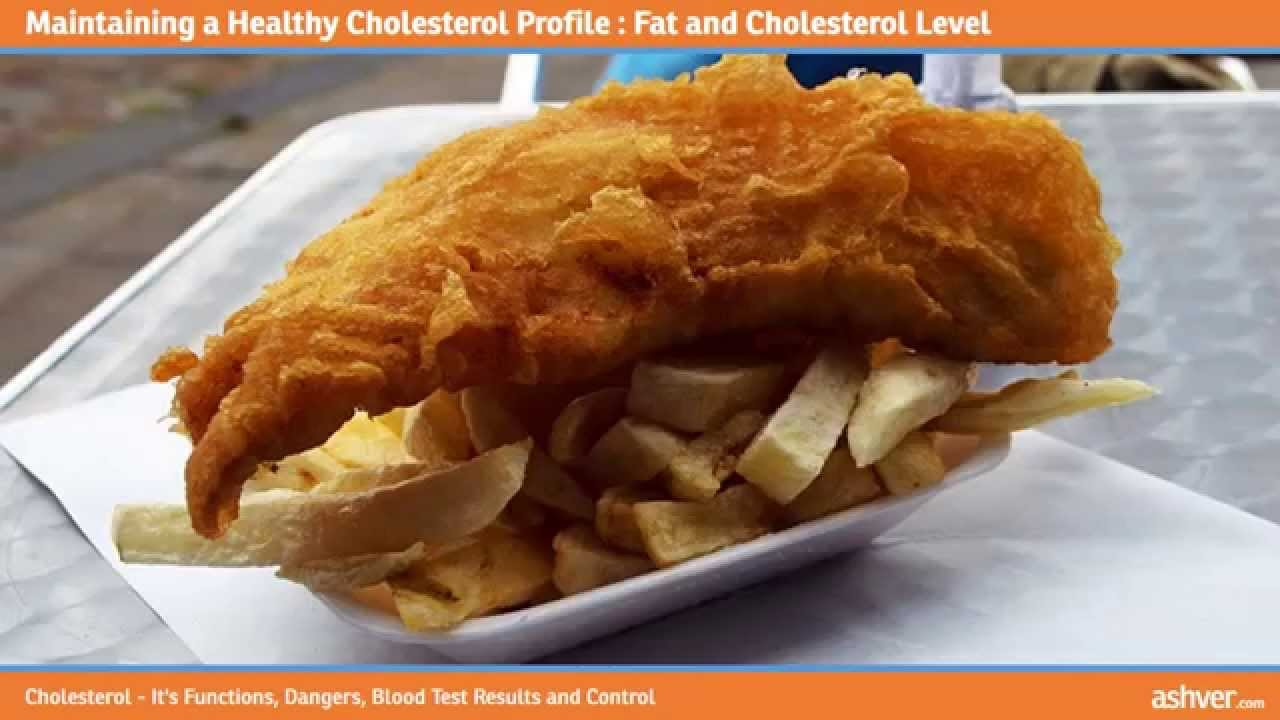 Cholesterol — Functions, Dangers, and How to Control It