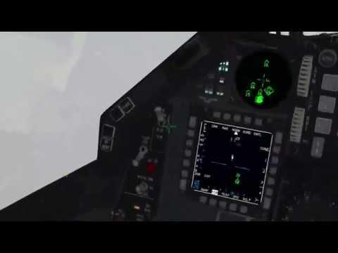 Falcon BMS 4.32 Israel 101st Hatzor F-16C IAF