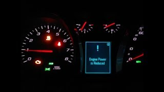 How to fix Reduced Engine Power and Service Traction Control on GM Chevy Pontiac Buick