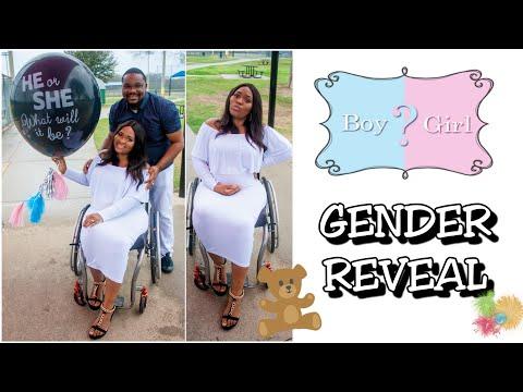 GENDER REVEAL: Boy or Girl? | TheDIYLady