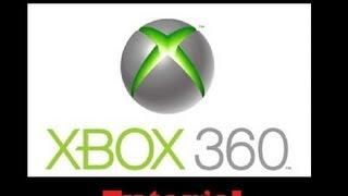 1º  Tutorial! Como gravar jogos de Xbox 360 lt. 3.0