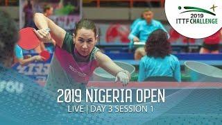 Nigeria Open | полуфиналы,финалы | LIVE