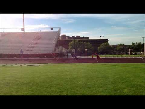 Jim Ryun Running Camp 2012 - 300m Challenge