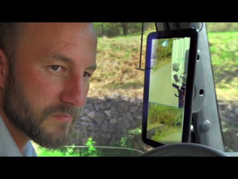 The Mercedes-Benz Actros – the advantages of MirrorCam