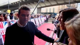 Stephen Mulhern - Britain Got Talent 2014 red carpet Thumbnail