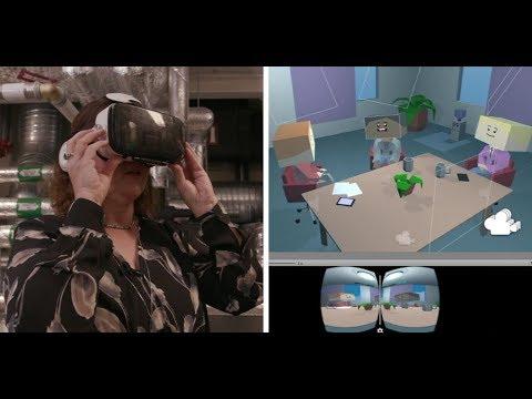 تقنيات الواقع الافتراضي تستخدم بالعلوم الاجتماعية في السويد - 4Tech  - 15:53-2018 / 9 / 24