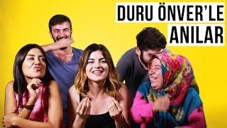 DURU ÖNVER'İN ANILARINA ZOR DAYANDIK!!