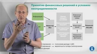 Уроки финансовой грамотности | Лекция 6: Риск и доходность на финансовом рынке