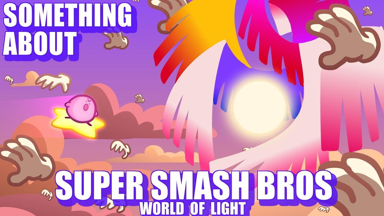 Something About Smash Bros WORLD OF LIGHT ANIMATED (Loud Sound Warning)