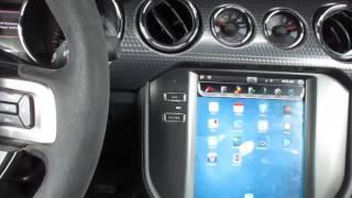 2016 Mustang Tesla Head Unit