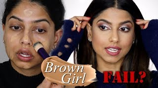 Makeup for Brown Skin??? Honest Review of STELLAR BEAUTY