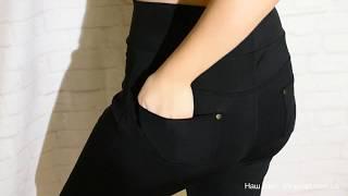 Обзор на женские лосины под брюки на весну, производитель Украина
