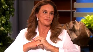 Ellen Talks Gay Marriage With Caitlyn Jenner, It Gets Weird