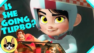 Why did Vanellope go Turbo?!  |  Disney Wreck It Ralph 2: Ralph Breaks the Internet Theory