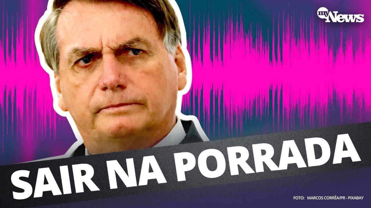 CPI | Sair na porrada | Kajuru e Bolsonaro | Ivan Valente | Viagem a Israel | Rodrigo Leite e o Não