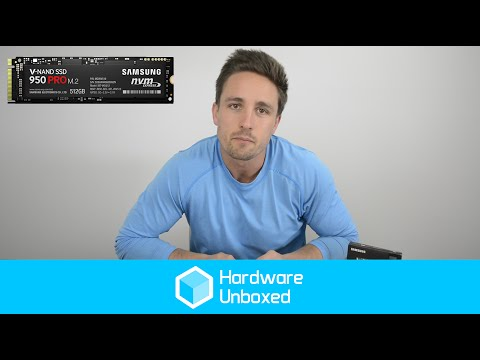 Samsung SSD 950 Pro 512GB: Review