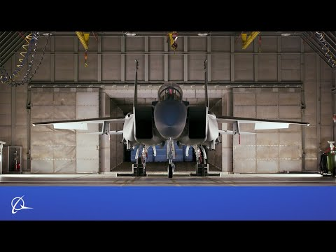 F-15EX for the U.S. Air Force